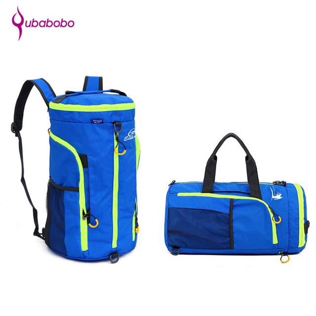 Qubabobo 20l Fitness Gym Bag Outdoor Hiking Camping Mountaineering Travel Multifunctional Backpack Exercise