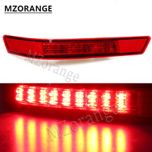 Free Shipping Car Rear bumper reflector Light Rear Lamp Bright LED Red Tail Lighting For Great Wall Hover H6 HAVAL H6