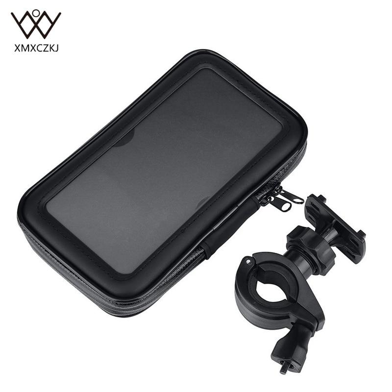 Vattentät cykelmonteringshållare med pekskärm Vattentät väska - Reservdelar och tillbehör för mobiltelefoner - Foto 5
