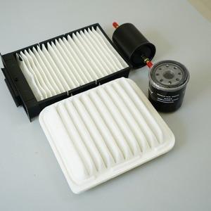 air filter + cabin filter + ga