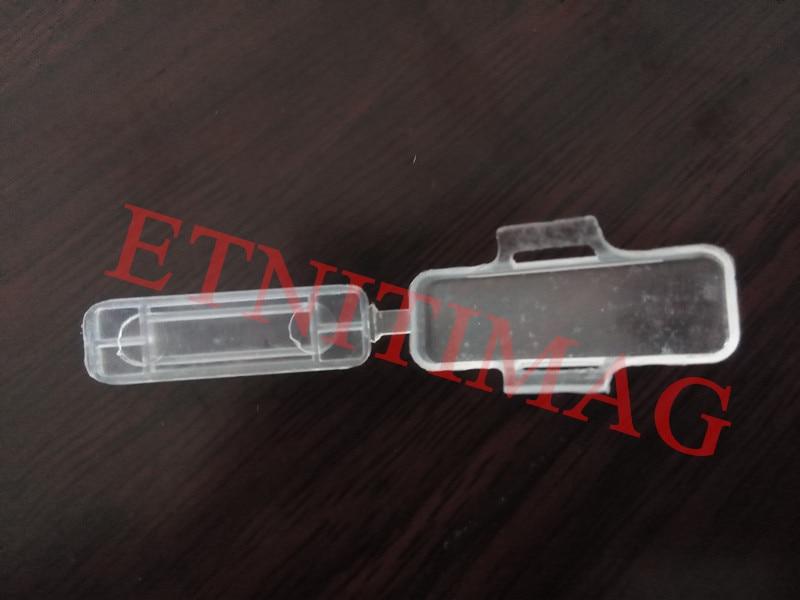 Kostenlose Lieferung 4010 40x10mm 40x10 Transparent Klar ...