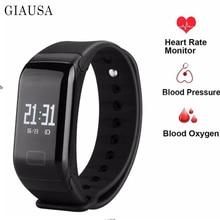 купить F1 Smart Bracelet Podometer Smart Band Heart Rate Monitor Pulsometer Smart Watches Blood Pressure Measurement Pulse Watch по цене 715.79 рублей