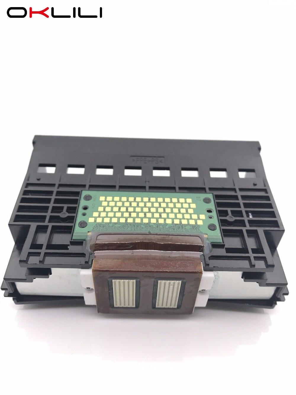 OKLILI QY6-0076 Printhead Print Head Printer Head for Canon PIXUS 9900i i9900 i9950 iP8600 iP8500 iP9910 Pro9000 Mark II 0076 16b