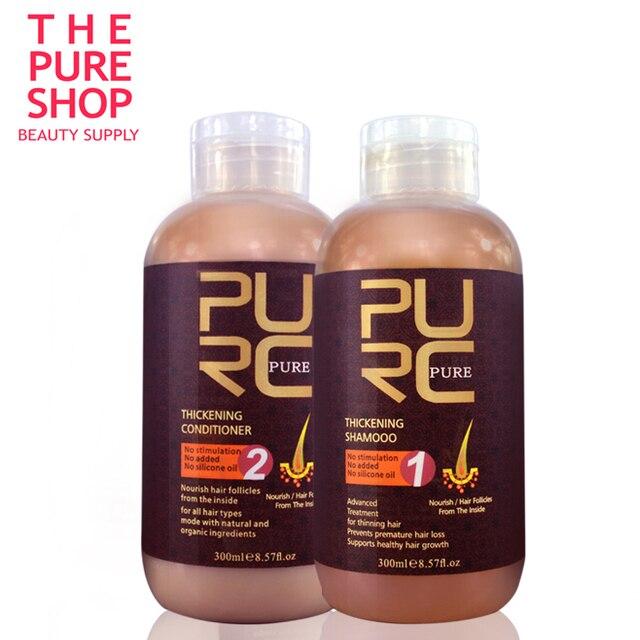 Продукты потери волос 2015 горячей продажи лучшие продукты роста волос 300 мл волосы утолщение шампунь и кондиционер для волос бесплатная доставка