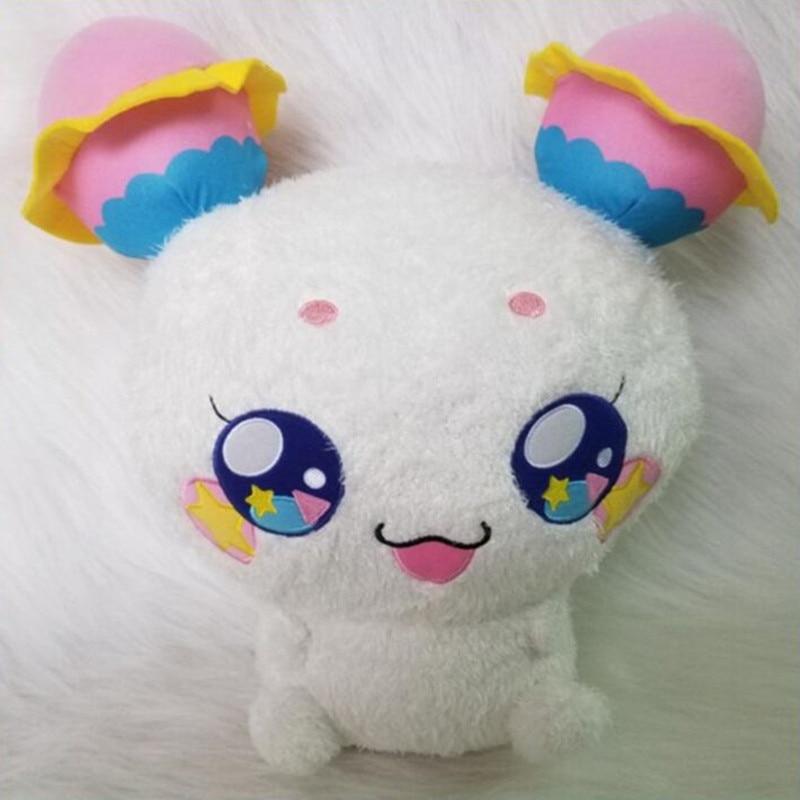 Star Twinkle Pretty Cure Cure Friends Plush Doll Cure Milky From Japan