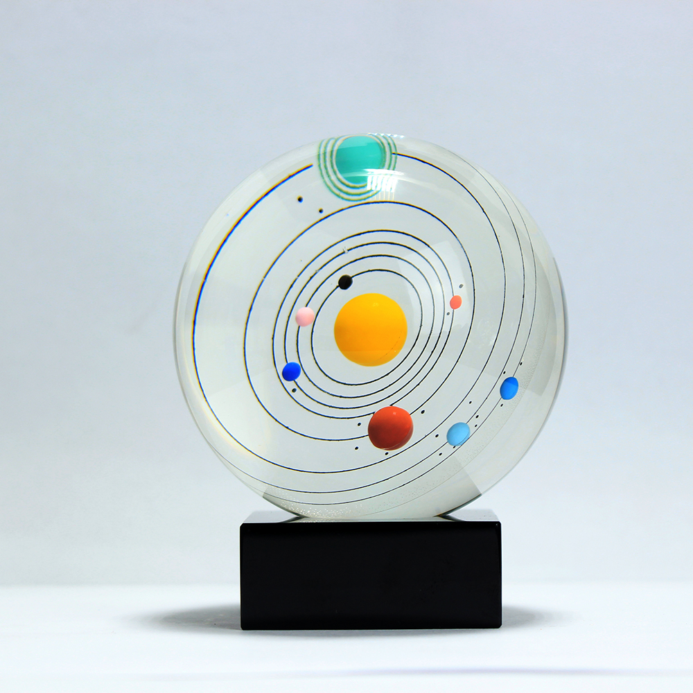 Fengshui Ball მზის სისტემის - სახლის დეკორაცია - ფოტო 3