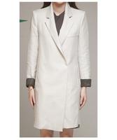 2015 Autumn NEW arrival Linen&Cotton Blazer Coat,Fashion Women Blazer feminino autumn trench coat!