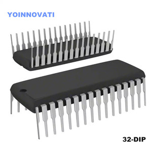 Image 4 - 5 قطعة/السلع AS6C4008 55PCN IC SRAM 4 ميغابت 55NS 32DIP 6C4008 AS6C4008 أفضل جودة