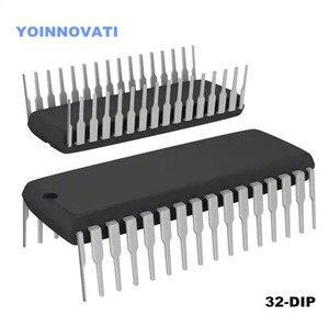 Image 4 - 5 개/몫 AS6C4008 55PCN IC SRAM 4MBIT 55NS 32DIP 6C4008 AS6C4008 최고의 품질