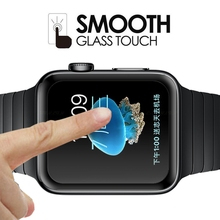 3D Full Cover Tempered Glass For Apple Watch 1 2
