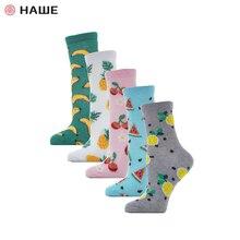 Набор женских хлопковых носков НАШЕ коллекция