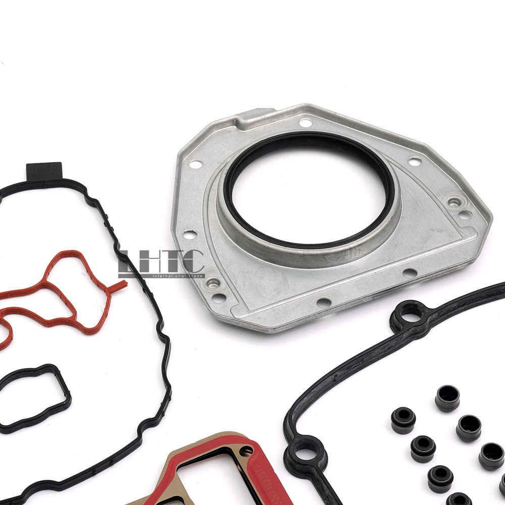 100% абсолютно новый ремонтный комплект прокладок для ремонта двигателя для V W G TI Audi S3 A4 Q5 1,8 2,0 CJE CHH CNC
