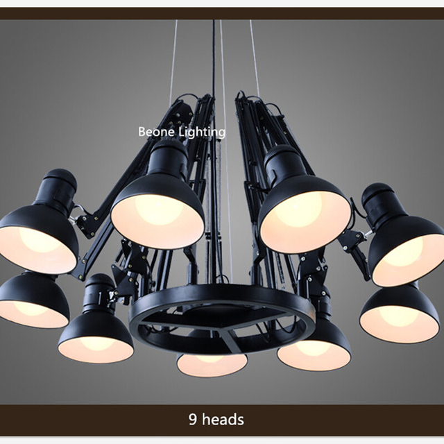 Replica ron gillad dear ingo suspension light free shipping e27 9 replica ron gillad dear ingo suspension light free shipping e27 9 heads modern country spider pendant audiocablefo Light database