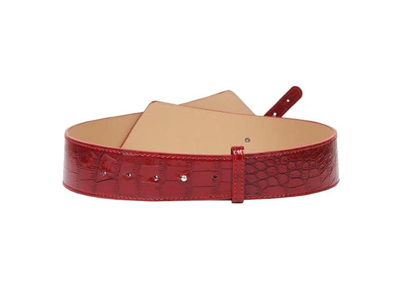 5PCS/LOT SINGYOU Belt for Women High Quality Genuine Leather Belt Vintage Female Dress Decoration Cummerbund All-match Belt 3