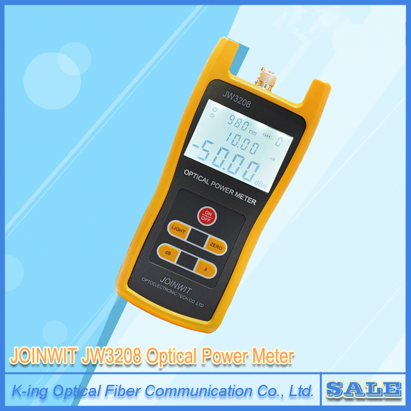 55f5ea0ced8 Detail Feedback Questions about JOINWIT JW3208 Optical Power Meter JW3208A Portable  70~+6dBm Fiber Optic Tester Optical Power Meter on Aliexpress.com ...