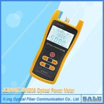 JW3208A JOINWIT JW3208 Medidor de Potência Óptica Portátil-70 ~ + 6dBm Testador Medidor de Potência Óptica De Fibra Óptica