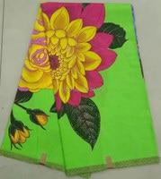 (6 yards/pcs) NJW71030-9, populaire gedrukt Java wax stof Afrikaanse wax prints stof goede kwaliteit voor naaien, gratis verzending