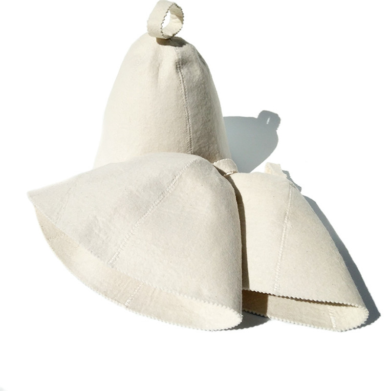 565cad8a74 RS001 sauna caps house sauna hat steamed protector your head Sauna  Accessories Russian-in Shower Caps from Home & Garden on Aliexpress.com |  Alibaba Group