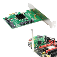 Computer Use Professional Controller Card Slots Component Expansion PCI e SATA 3.0 Durable Practical Adapter 4 Ports Driver