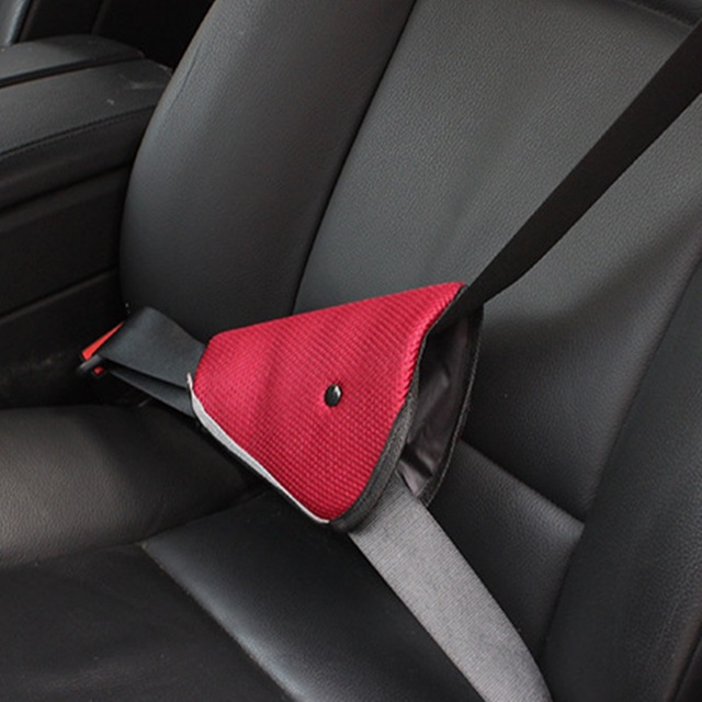 1 stks auto interieur styling oxford stof kinderen baby kids auto veiligheid cover strap accessoires