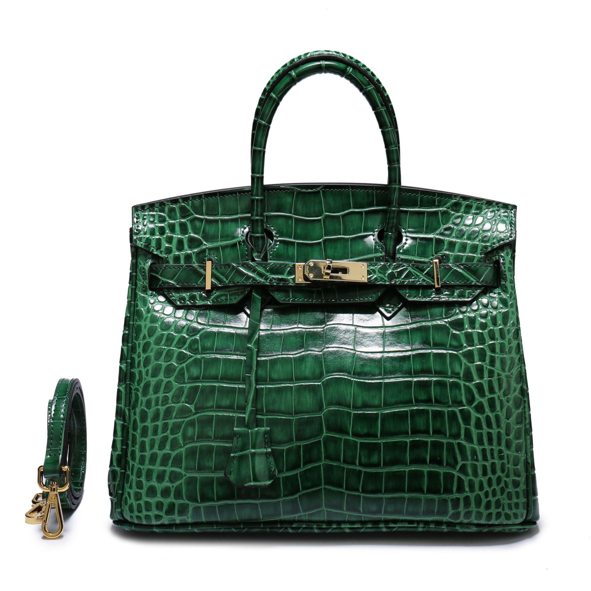 Schoudertas Bolsos Para Mujer Damen Taschen Genuine Leather Crocodile Pattern Bags Cross Body Bag for Women Womens HandbagsSchoudertas Bolsos Para Mujer Damen Taschen Genuine Leather Crocodile Pattern Bags Cross Body Bag for Women Womens Handbags