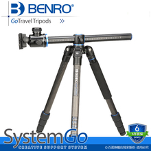 BENRO 4 Leg Section Durable Professional Camera Tripod Traveling For SLR Cameras Portable Flexible Tripods GC268TB2