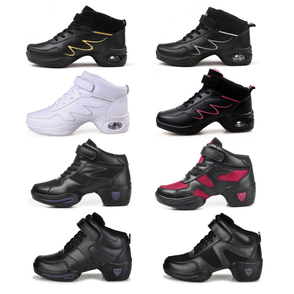 Professional Athletic Shoes For Men and Women Jazz Dance ...