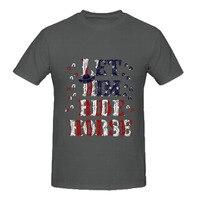 RTTMALL Fashion Large Size Men United State Flag Men Tshirts 2017 Hip Hop Text Tees O