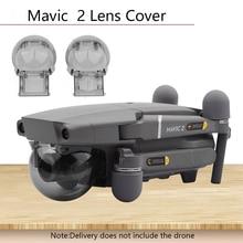Original Gimbal Protector Cover Camera Shell Dirt-Resistant Case Lens Hood Cap for DJI Mavic 2 Zoom Pro Drone Accessories цена