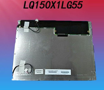 Can provide test video , 90 days warranty    15'' LCD PANEL LQ150X1LG55