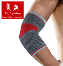 Silica gel sports elbow pads volleyball basketball protection support coderas cotoveleiras #elbow6601