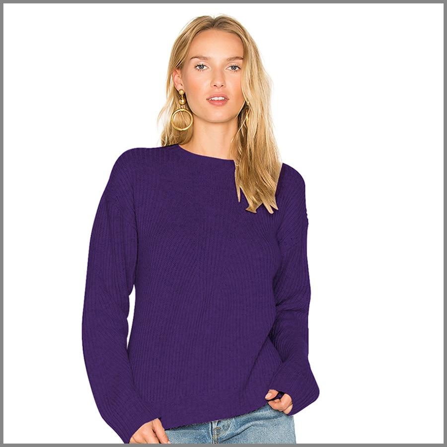 Style & Co. Womens Sweater Mauve Purple Size 3X Plus V-Neck Ribbed Knit $56 396 | eBay