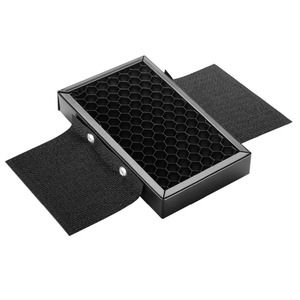 Image 5 - Kaliou Universal Cellular Network Honeycomb Cover Speed Grid for Flash External Camera Flash Diffuser Photo Studio Accessories
