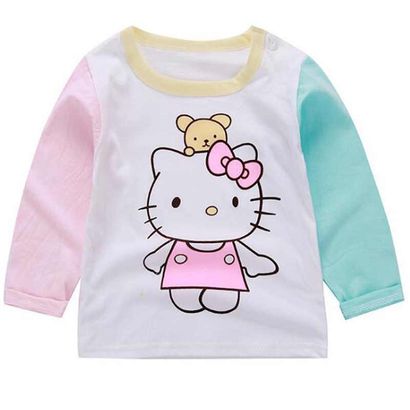 5b034124e ... Avengers Captain America Mickey Baby Boy Clothes Birthday Shirt Cotton  Baby Tops Hello Kitty Girls Top
