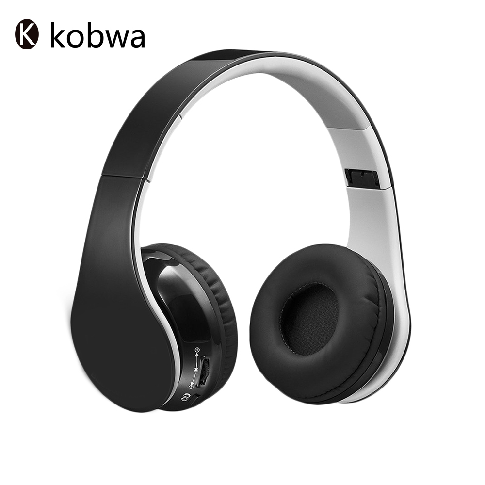 Bluetooth 4.0 Foldable Wireless Headphone Noise Cancelling Stereo Music Built-in Mic Sport Travel Headset For iphone Smartphones high quality portable wireless bluetooth stereo foldable headphone with built in mic speaker for music