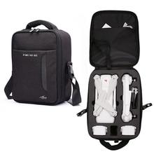 حقيبة ظهر Fimi X8 SE حقيبة ظهر من قماش النيلون لتخزين الطائرات بدون طيار لطائرة شياومي فيمي X8 SE طائرة رباعية تعمل بالتحكم عن بعد حقيبة محمولة ملحقات حماية