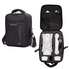 Sac de Drone Fimi X8 SE sac de rangement en toile de Nylon pour Xiaomi Fimi X8 SE RC quadrirotor sac de transport Portable accessoires de protection