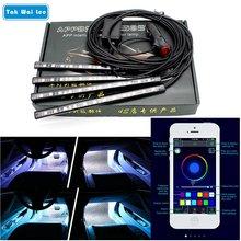 Tak wai lee 4x сотовый телефон управление через приложение светодиодсветодиодный