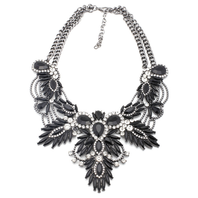 Fashion Vintage Statement Necklace