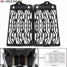 For BMW R1200GS 2013-2017/ R 1200 GS Adventure Water-Cooled 2014 2015 2016 2017 Radiator Grills Guard Cover Grille For R1200GS стоимость