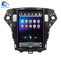12.8 inch 4G Lte 32G ROM Vertical screen android multimedia video radio player for Ford mondeo 2011 2013 years navigation stereo