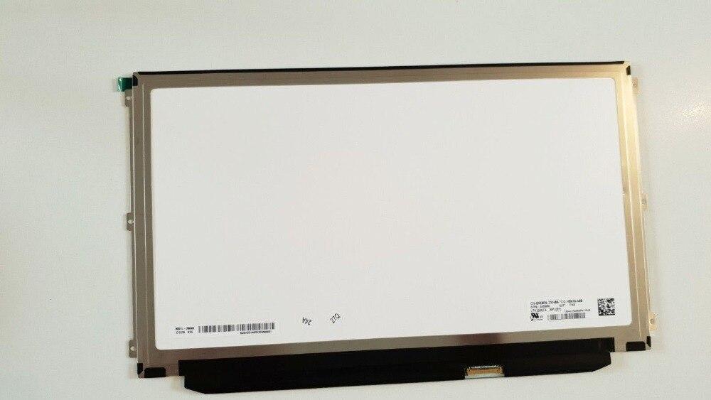 Lcd Screen Antiglare 6 Screw Holes Replacement Lp125wf4 Spb1 12.5 Matrix Excellent Quality b1 Lp125wf4-spb1 For Dell Dp/n 0x50r6 Lp125wf4 sp