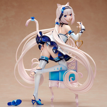 2019 New Native Nekopara Chocola & Vanilla 1/7 Scale PVC Action Figure Anime Sexy Girl Figures Anime Figure Model Toys 24cm-in Action & Toy Figures from Toys & Hobbies on Aliexpress.com | Alibaba Group