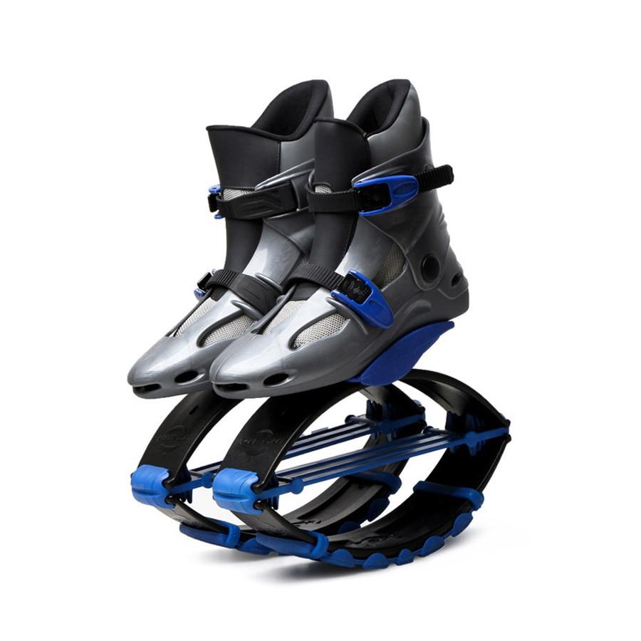 Miaomiaolong Kangourou Saut Chaussures Minceur Chaussures Rebondir Sport Fitness Chaussures Saltar Tonification Chaussures Wedge Sneaker Femmes Hommes Saut