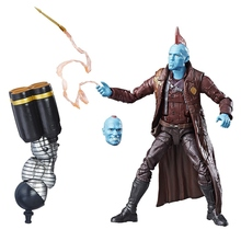 """Original Garage Kit 6"""" Figurine Marvel Guardians 0f The Galaxy – Yondu Udonta Loose Toy Collectible Figure Doll Model Toy Gifts"""