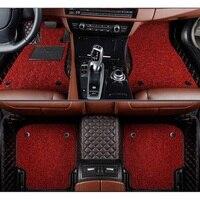 Автомобильный коврик для BMW Mini Coopers Clubman Countryman Paceman один X1 X3 X4 X5 X6 Z4 M1 M3 M4 стайлинга автомобилей коврики Ковры