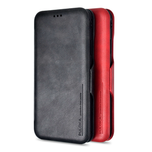 Image 1 - PU Leather Wallet Case for iPhone 6s 7 8 plus with card slot holder stand & Money Pocket flip silicone soft cover for XR XS XMAX