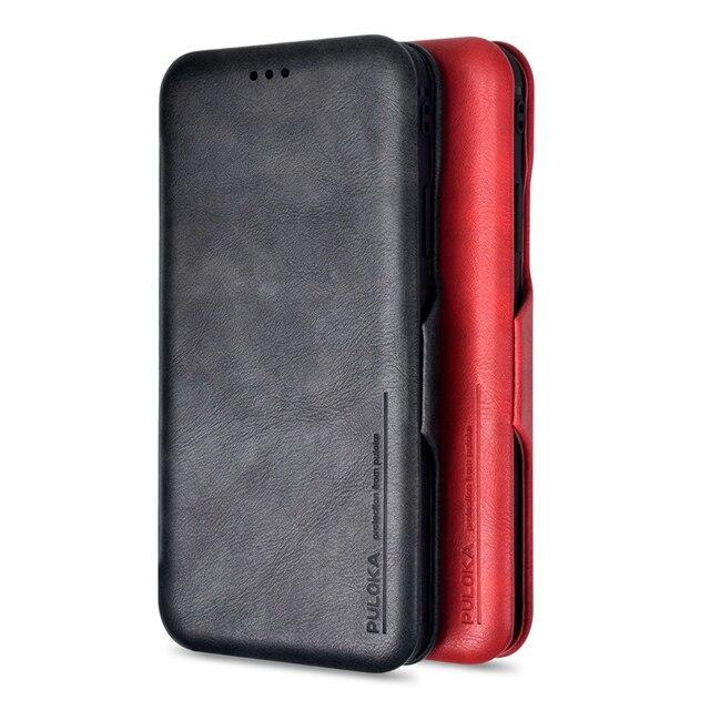 PU Leder Brieftasche Fall für iPhone 6s 7 8 plus mit card slot halter ständer & Geld Tasche flip silikon soft cover für XR XS XMAX