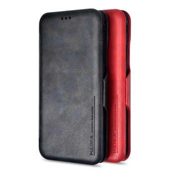 Portefeuille en cuir synthétique polyuréthane étui pour iphone 6 s 7 8 plus avec fente pour carte de support et Argent Poche flip couverture souple en silicone pour XR XS XMAX