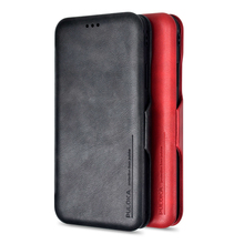 Pu deri cüzdan iphone için kılıf 6s 7 8 artı kart yuvası tutucu ile standı ve para cebi flip silikon yumuşak kapak XR XS XMAX